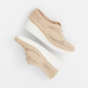 I thought these raffia flatforms by @robertclergerie were long gone,…
