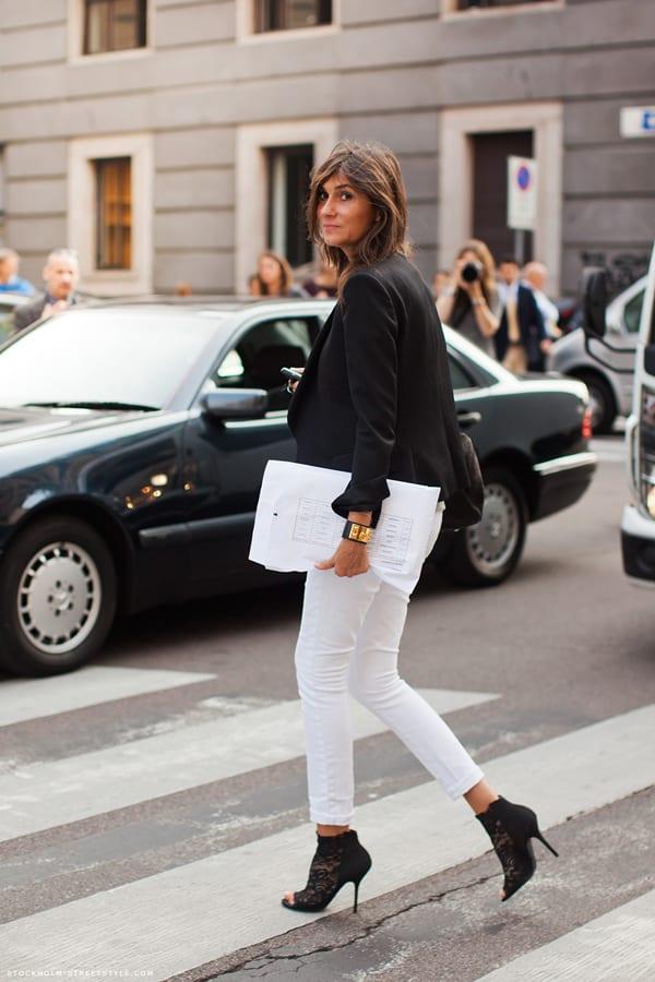 Style and Minimalism Emmanuelle Alt