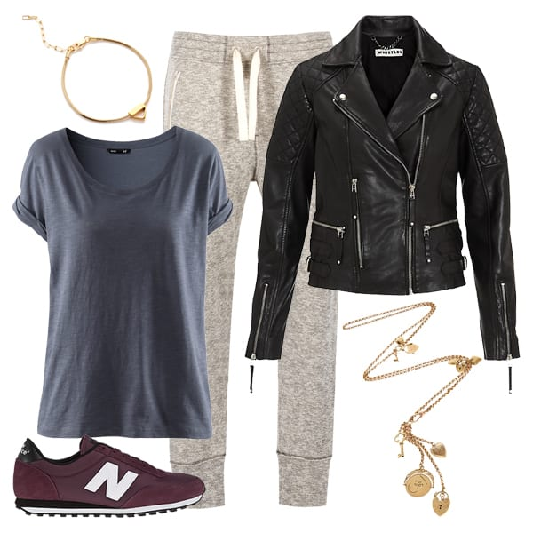 Outfit 25 Weekend Lounging