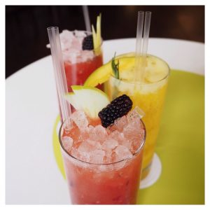 Fruity cocktails earlier with sylviassparkles  chrissabella27 So good tohellip