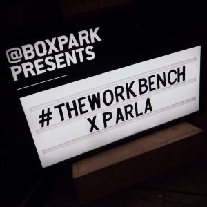 Can I come again next week theworkbenchldn parlaonline?