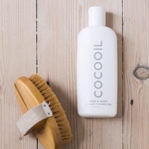 Latest essentials for AHealthierLifestyle elemisltd body brush  cocooilspf facehellip
