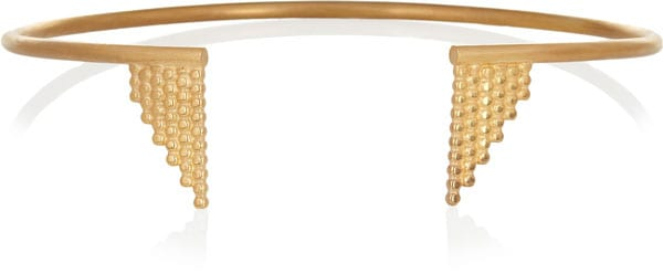 Maria Black - Paris Gold-Plated Arm Cuff
