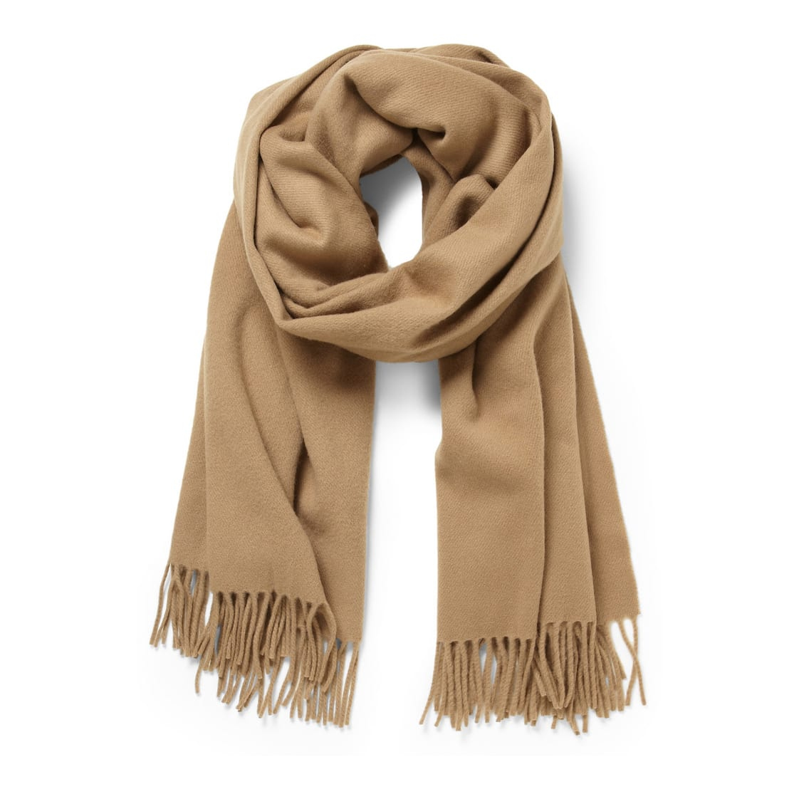 Acne - Canada Oversized Brushed-Lambswool Scarf