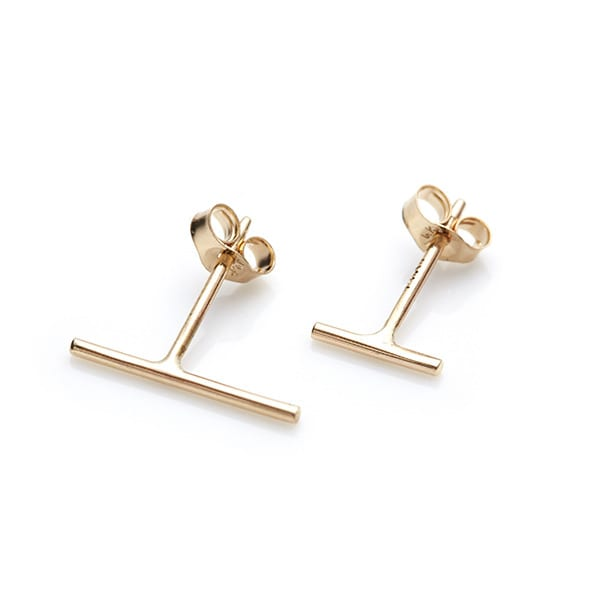 Style&Minimalis | Sarah & Sebastian - Line Earrings