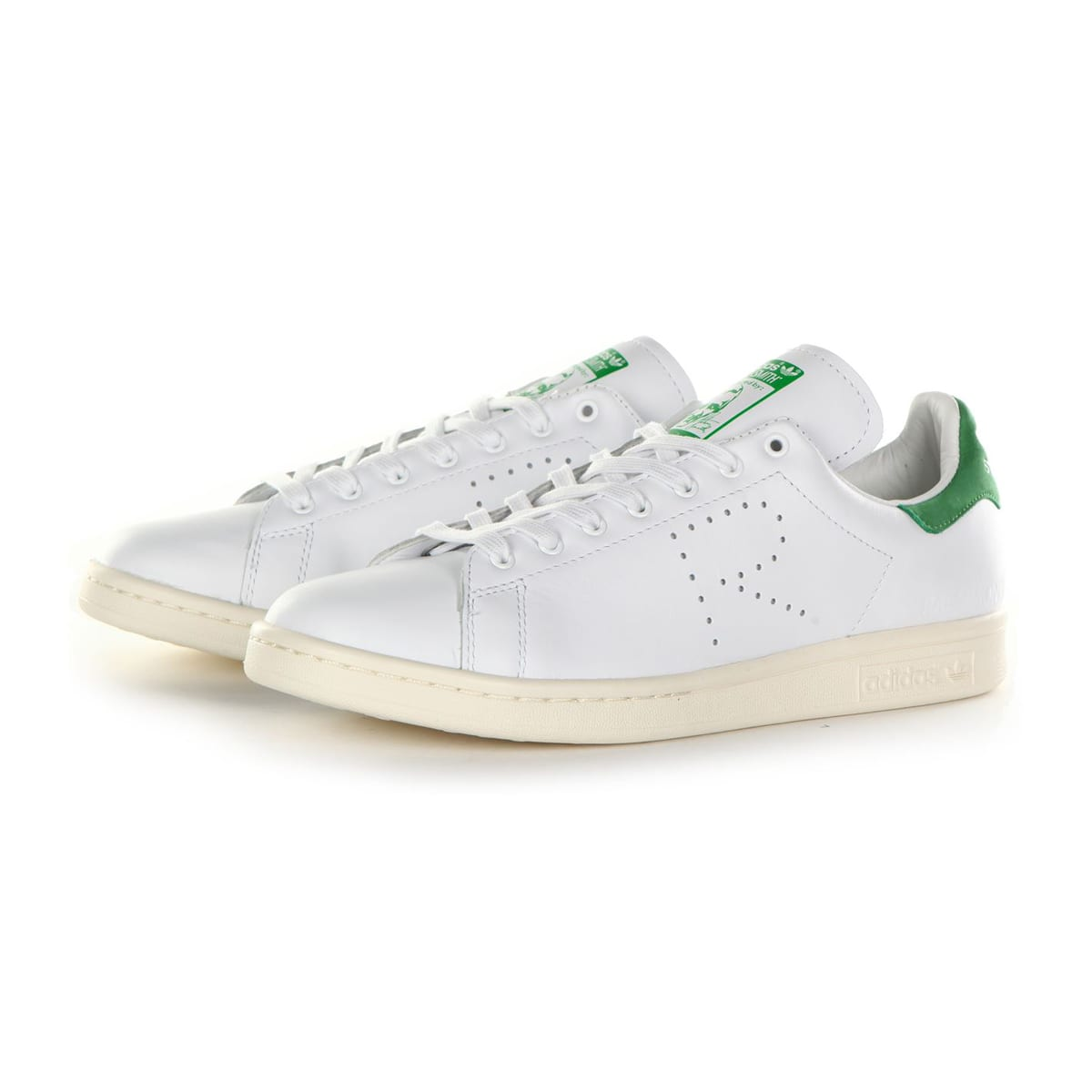Adidas Originals x Raf Simons - White Stan Smiths