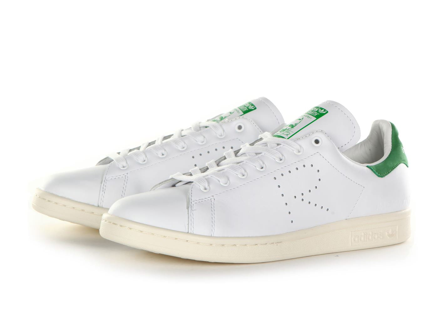 Adidas Originals x Raf Simons - White Stan Smiths