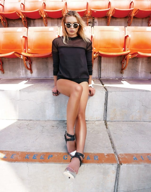 StyleANDMinimalism | Trend | Sports Luxe | Alexandra Spencer for Revolve