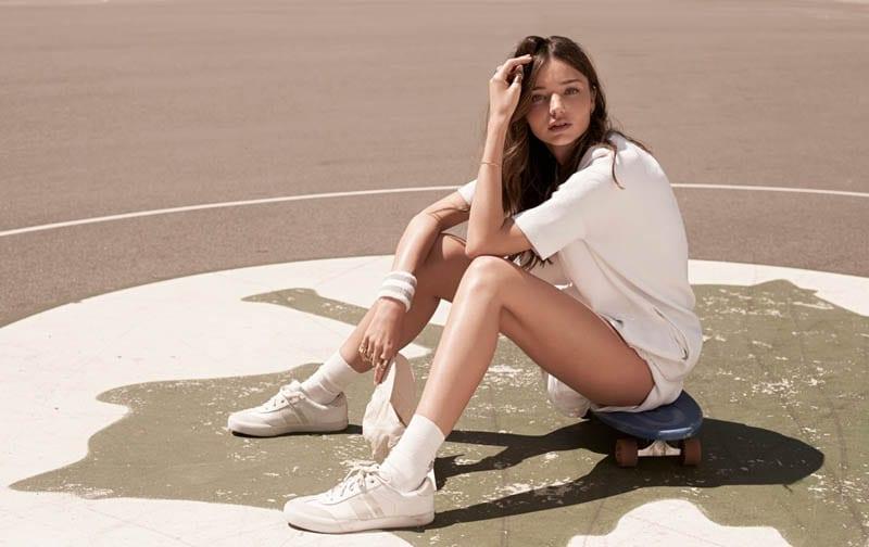 StyleANDMinimalism | Trend | Sports Luxe | Miranda Kerr