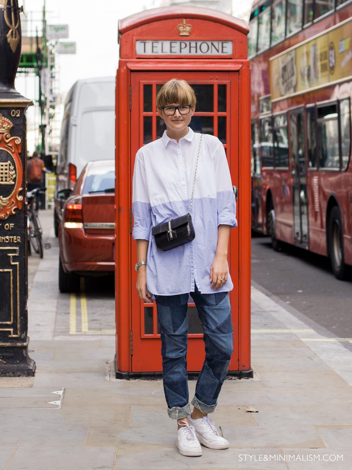 StyleANDMinimalism | LFW SS15 | Street Style | Day 1 | Street Style Photographer