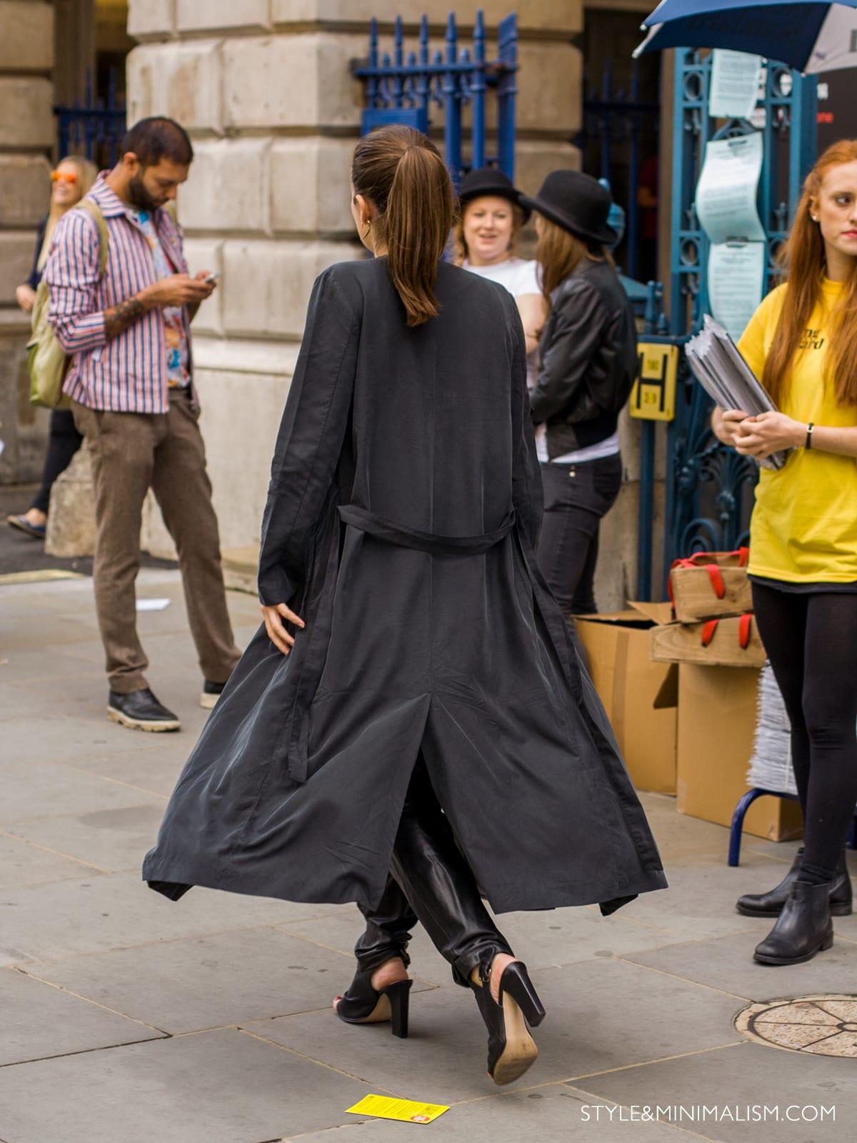 StyleANDMinimalism | LFW SS15 | Street Style | Day 1