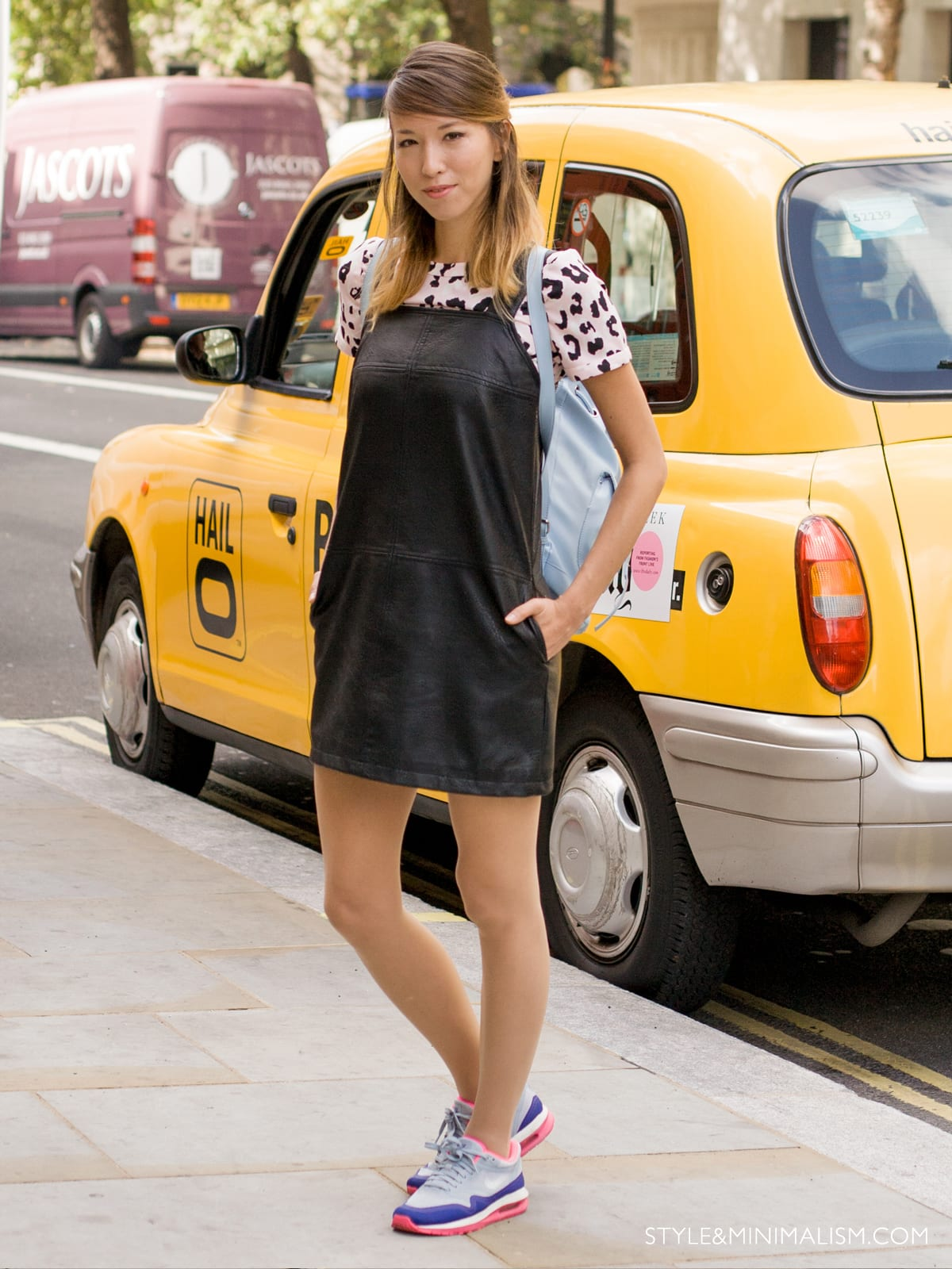 StyleANDMinimalism   LFW SS15   Street Style   Day 1   Natasha of Girl in the Lens