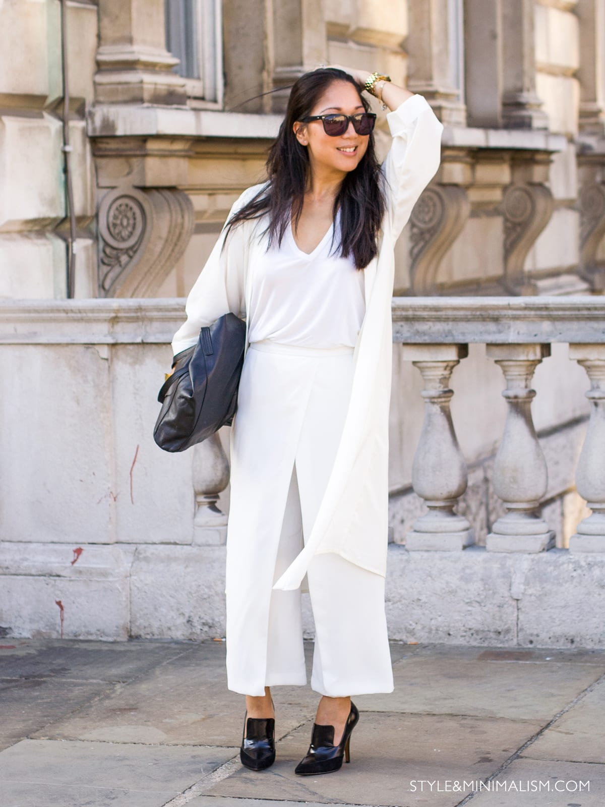 StyleANDMinimalism | LFW SS15 | Street Style | Day 1 | Glenda Stephenson of Work Your Wardrobe