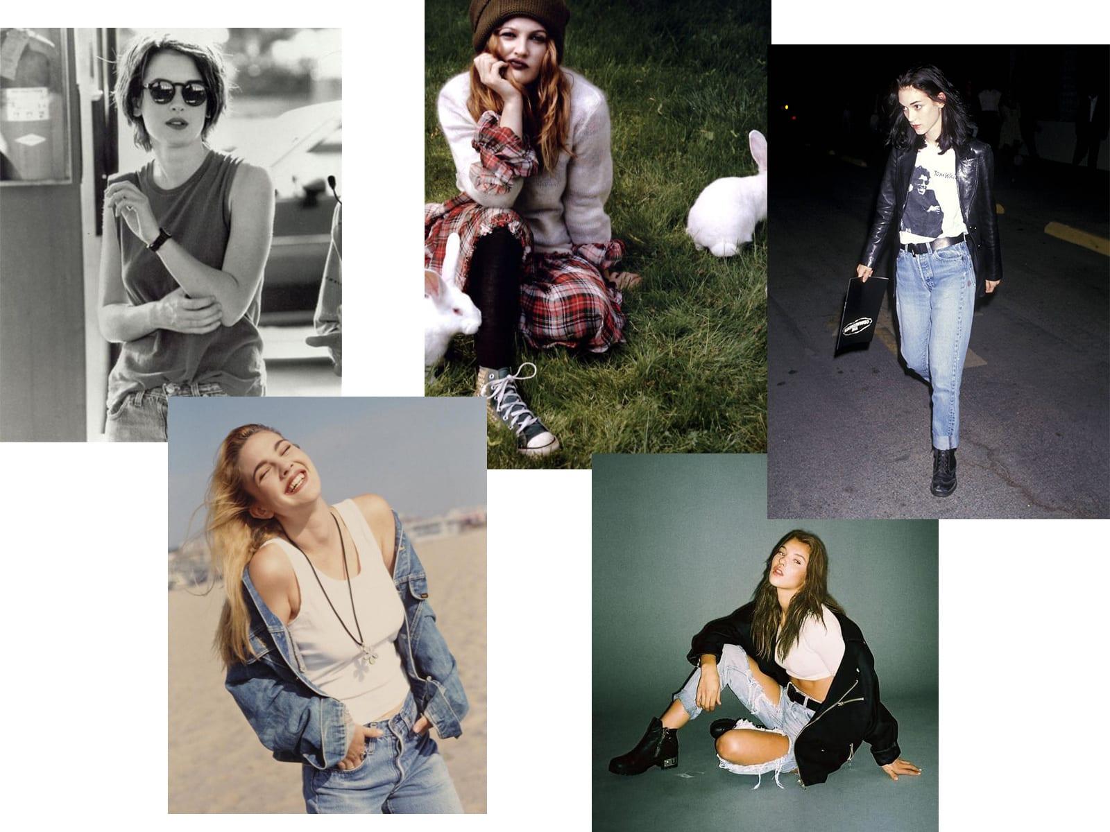 StyleANDMinimalism | Style Inspiration | Normcore | Grunge
