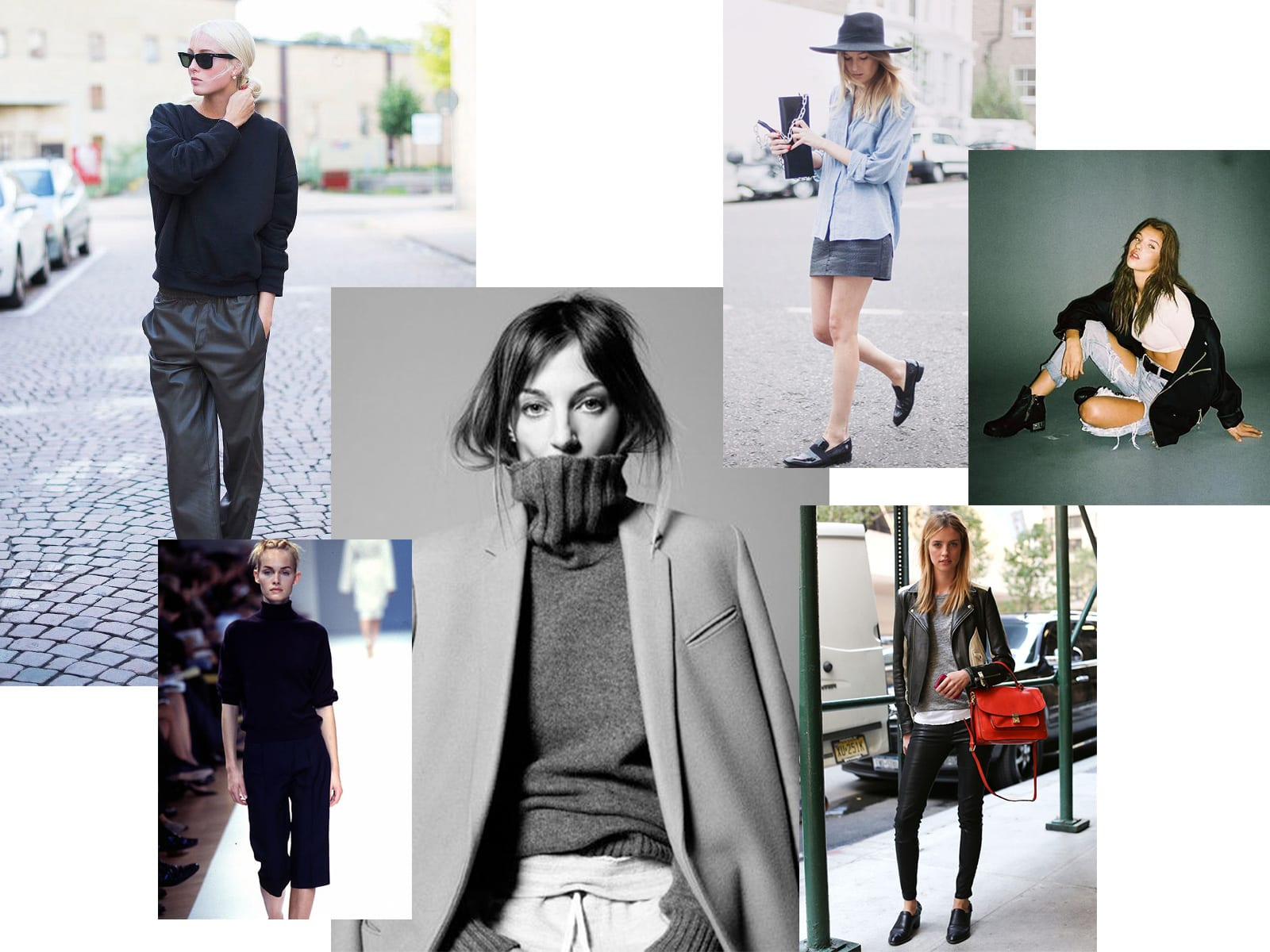 StyleANDMinimalism | Style Inspiration | Normcore