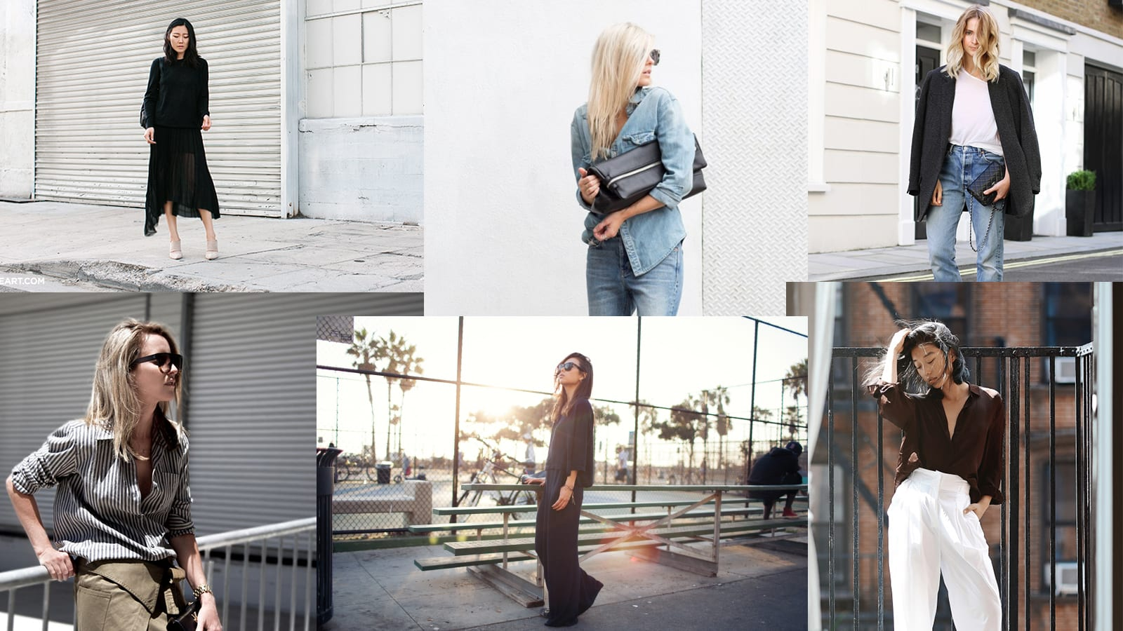 StyleANDMinimalism | Styling Inspiration | November 2014 | Favourite Blogger Looks This Week