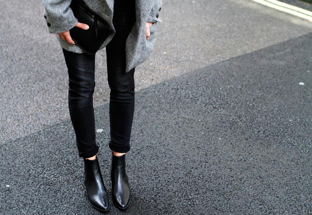 StyleANDMinimalism | 5 Wardrobe Essentials | The Ankle Boot