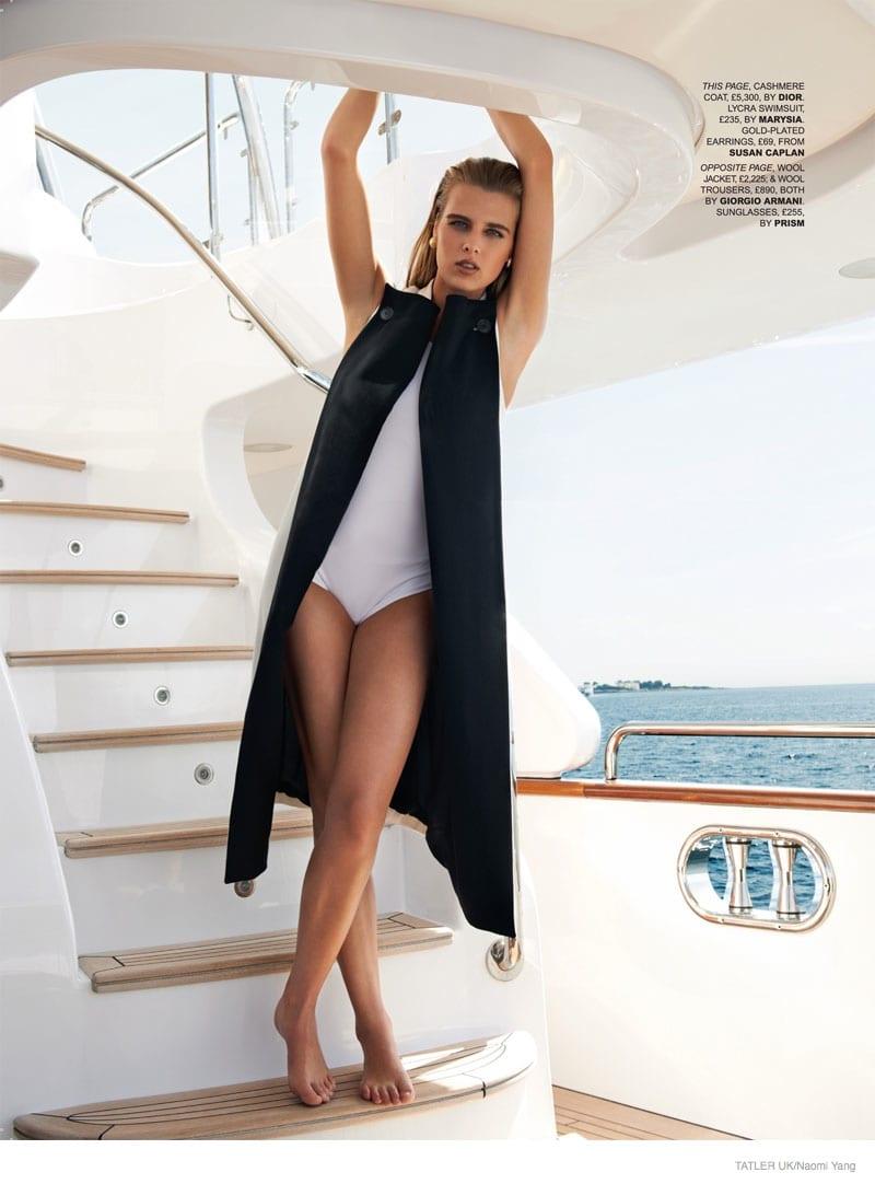 StyleAndMinimalism | Editorials | 2015 | Tatler | Hello Sailor | Nautical