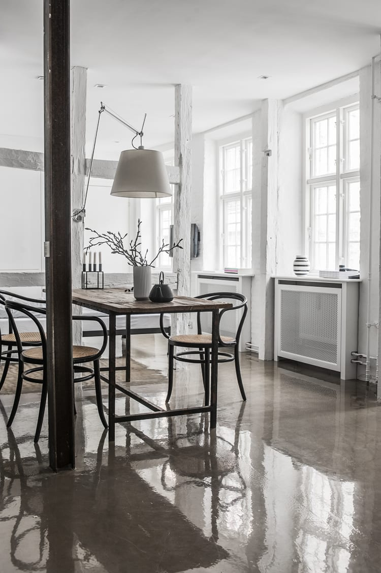 StyleANDMinimalism | Interiors | Copenhagen | Line Dahy & Ernst Thomas Høedholts