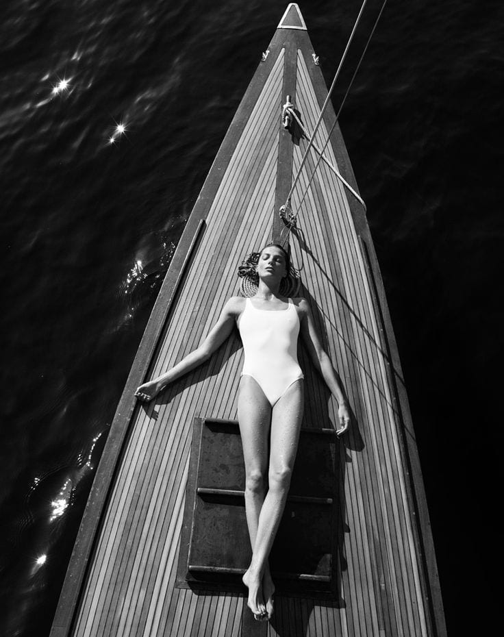 StyleANDMinimalism-Interview-Pyrus-Sailing Boat Daria Werbowy by Mikael Jansson
