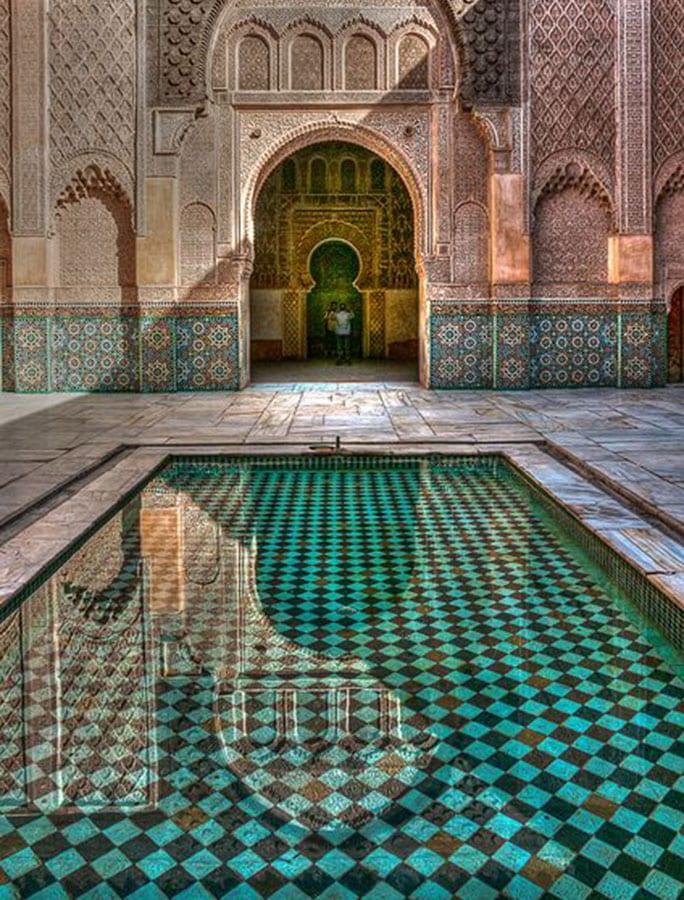 StyleANDMinimalism-Travel-Bucketlist-Medersa-Ben-Youssef-Marrakech
