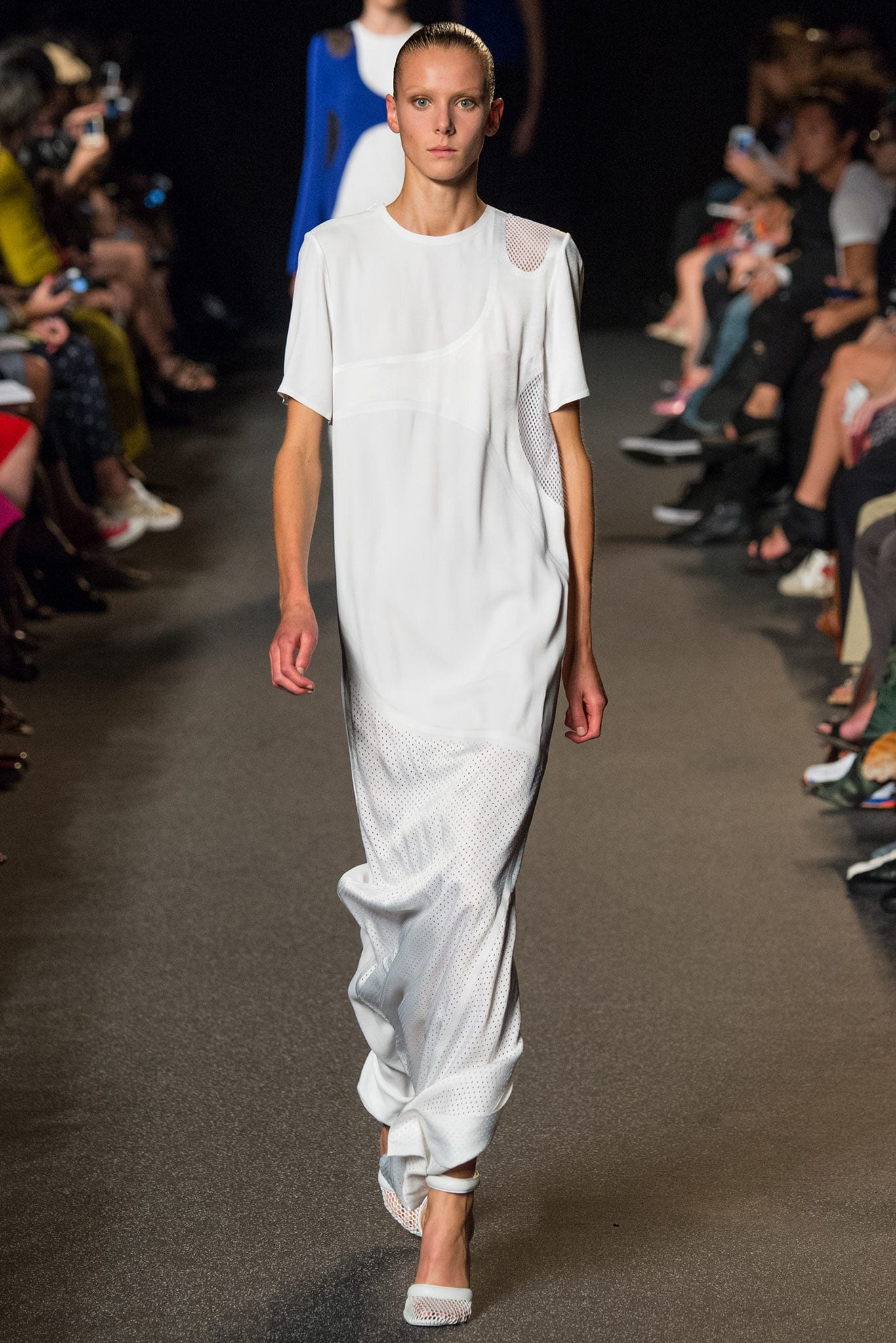 Style&Minimalism | Trends | SS15 | Wearing White | Alexander Wang Look 12