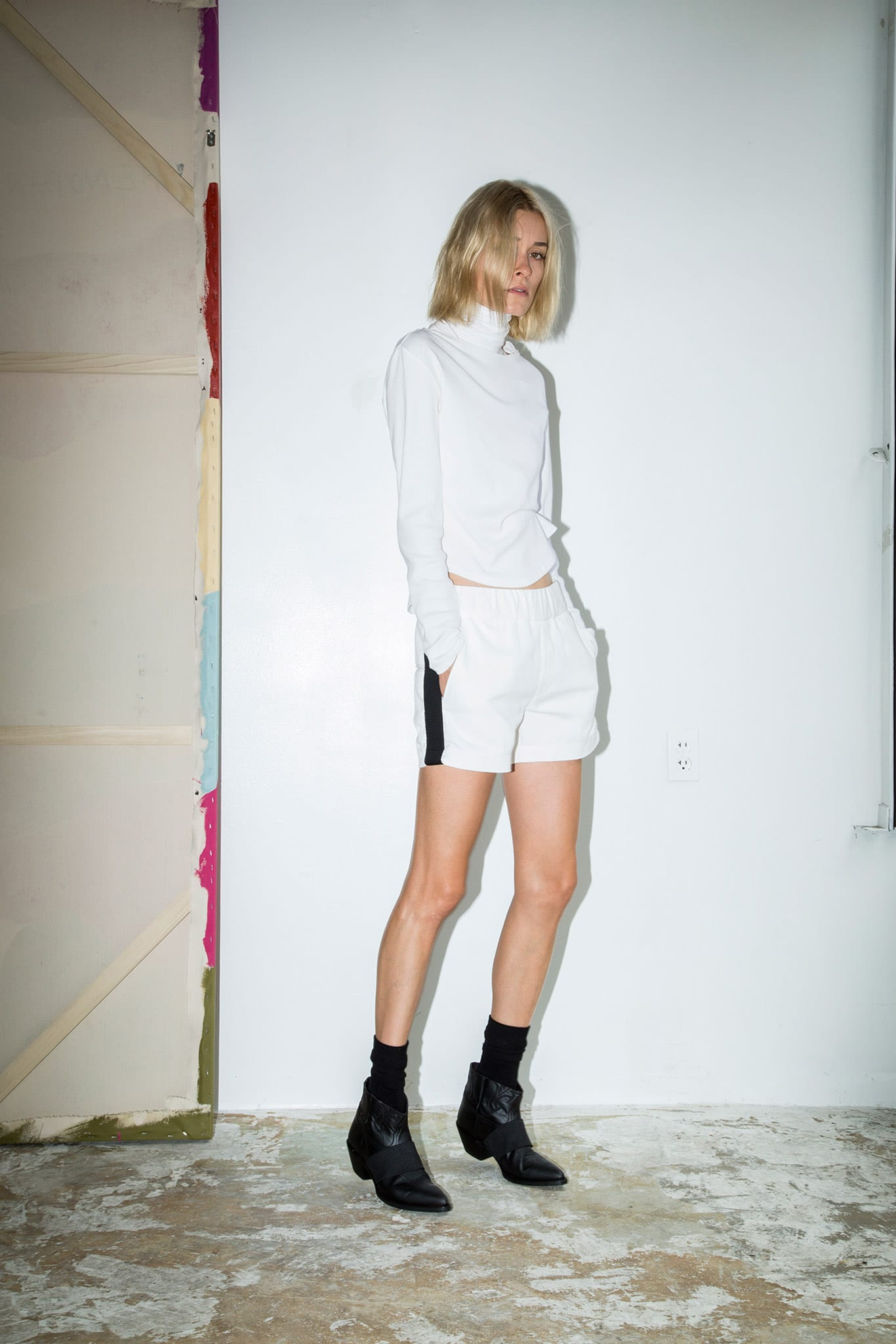 Style&Minimalism | Trends | SS15 | Wearing White | Assembly Look 14