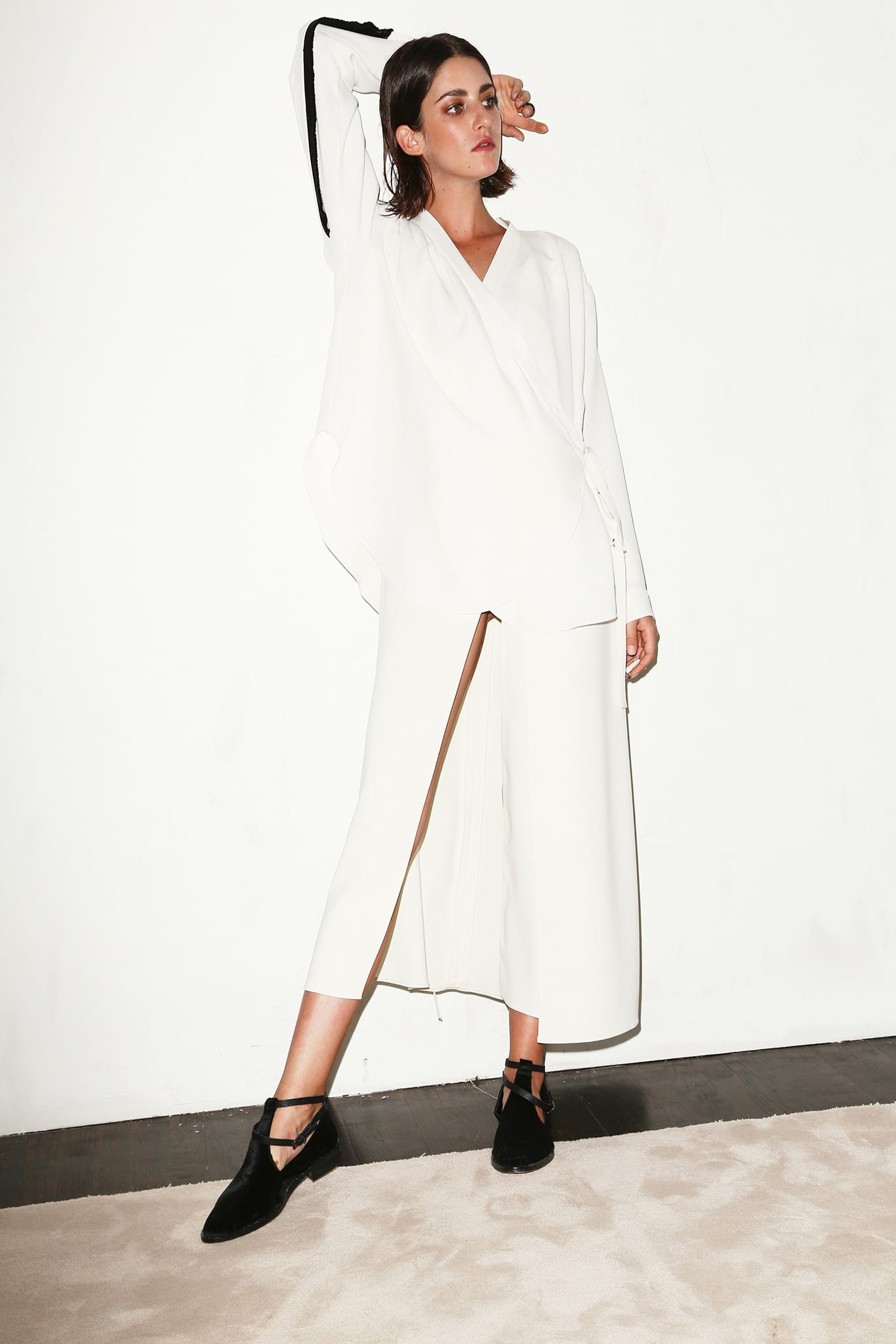 Style&Minimalism | Trends | SS15 | Wearing White | Chadwick Bell Look 8