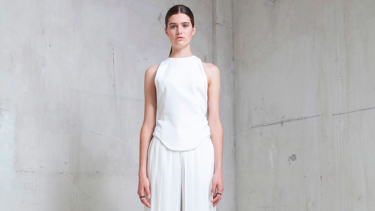 StyleANDMinimalism | Trends | SS15 | All White | Off White Look 11