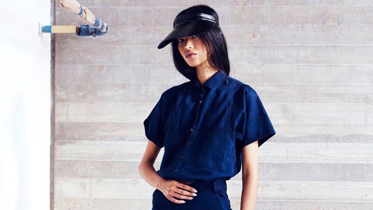 StyleANDMinimalism | Trends | SS15 | Denim | Rachel Comey Look 2