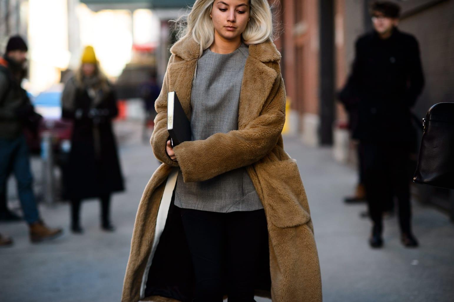 StyleAndMinimalism   Street Style   Fall 2015   NYFW   By Adam Katz Sinding