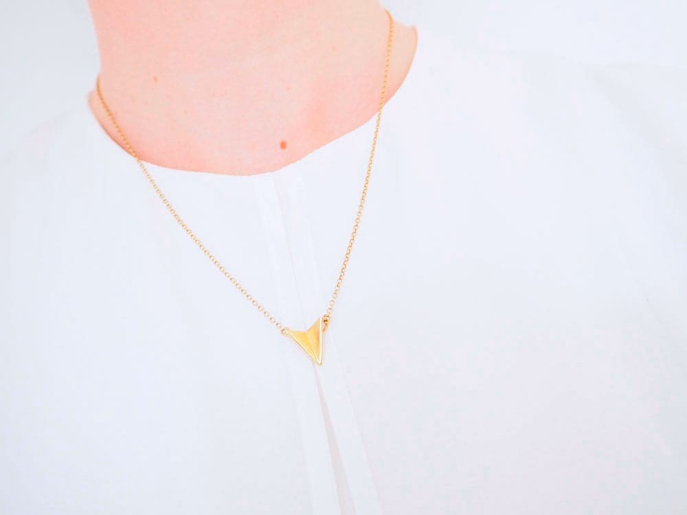 StyleAndMinimalism | New Additions | 2015 | EA Burns Forge Necklace