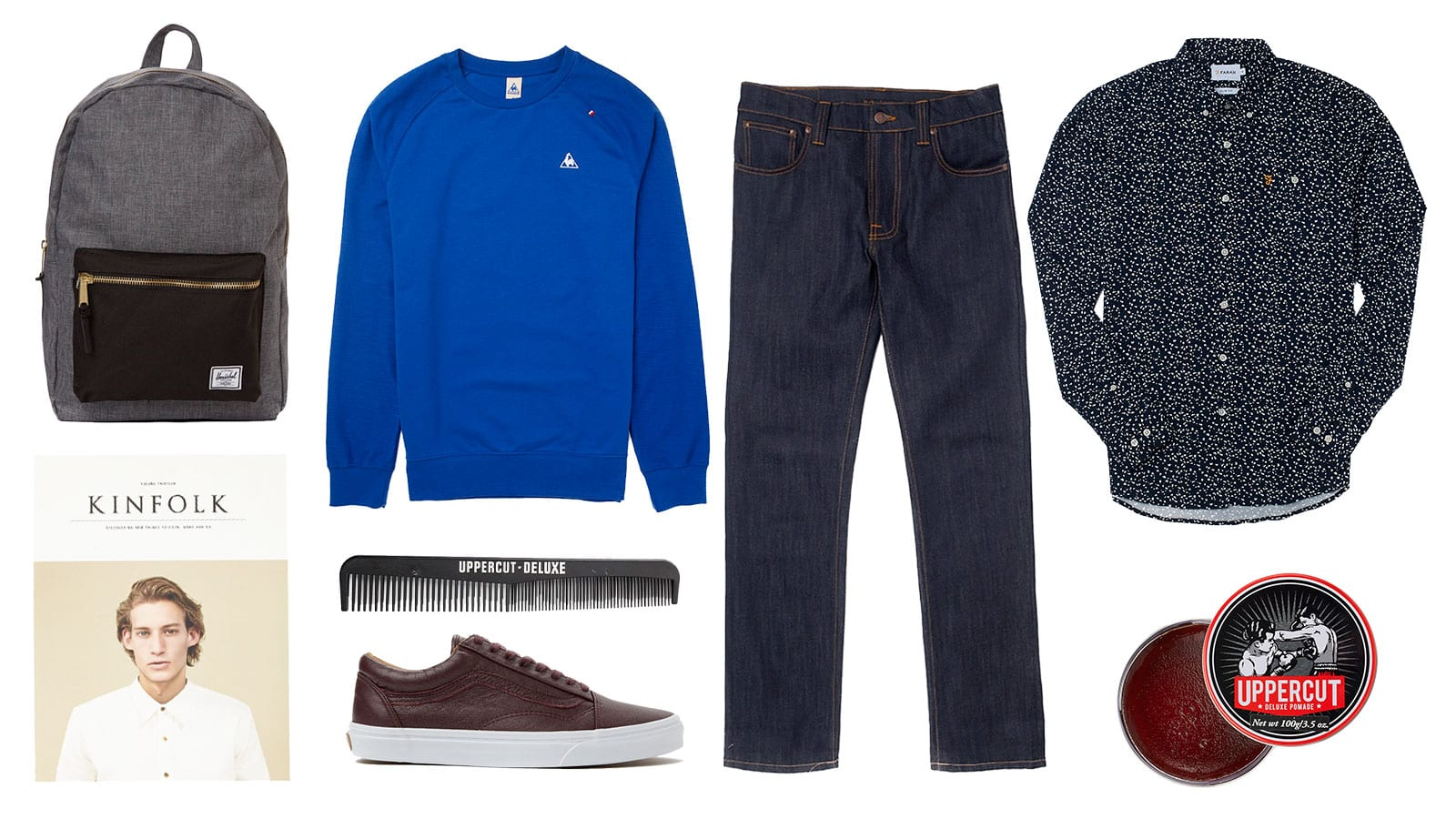 StyleAndMinimalism | Shopping List | Valentine's Day 2015 Gift Guide For Him