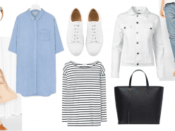 8 Spring Wardrobe Essentials