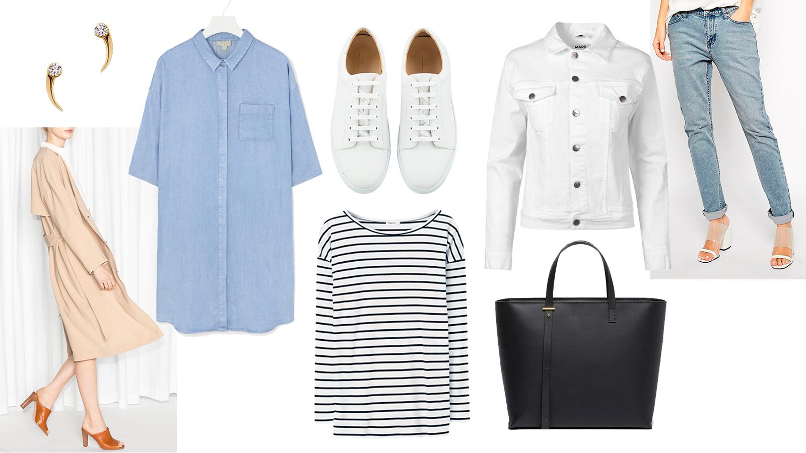 StyleAndMinimalism | Shopping List | 8 Spring Essentials