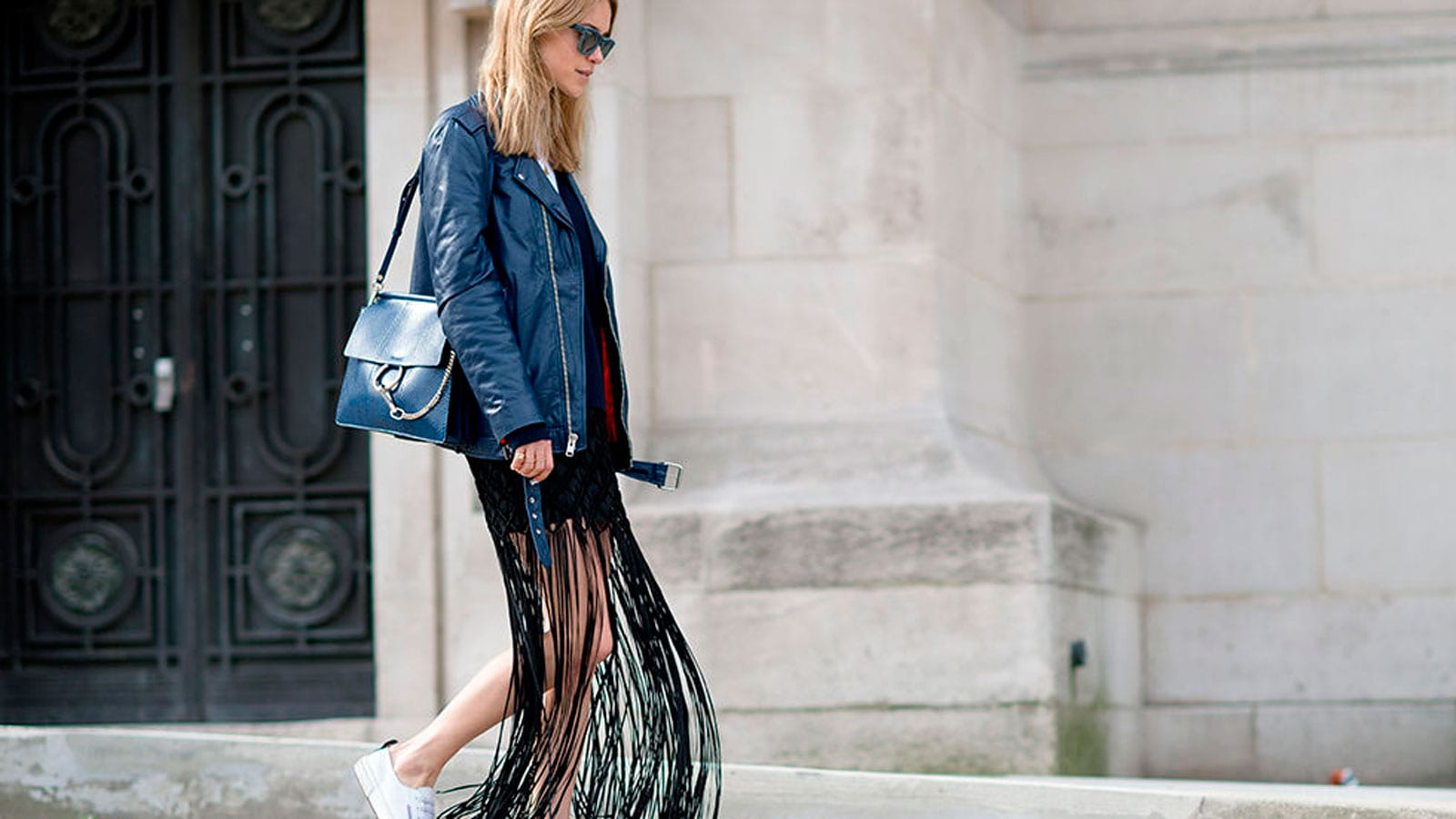 StyleAndMinimalism | Street Style | Paris Fashion Week | Pernille Teisbaek Photographed by Tyler Joe