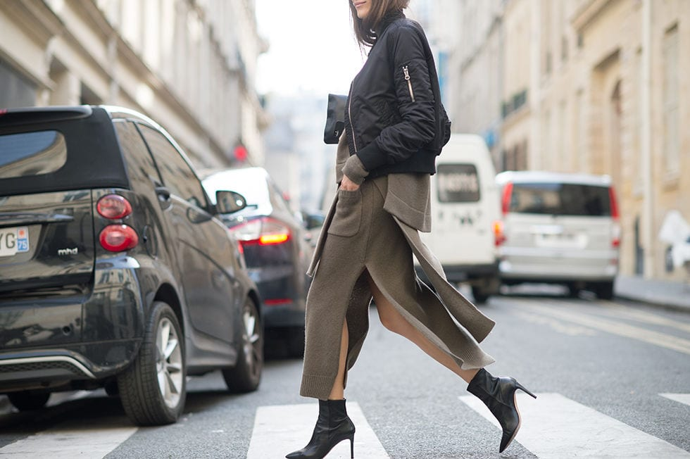 StyleAndMinimalism | Street Style | Paris Fashion Week | Giorgia Tordini Photographed by Tyler Joe