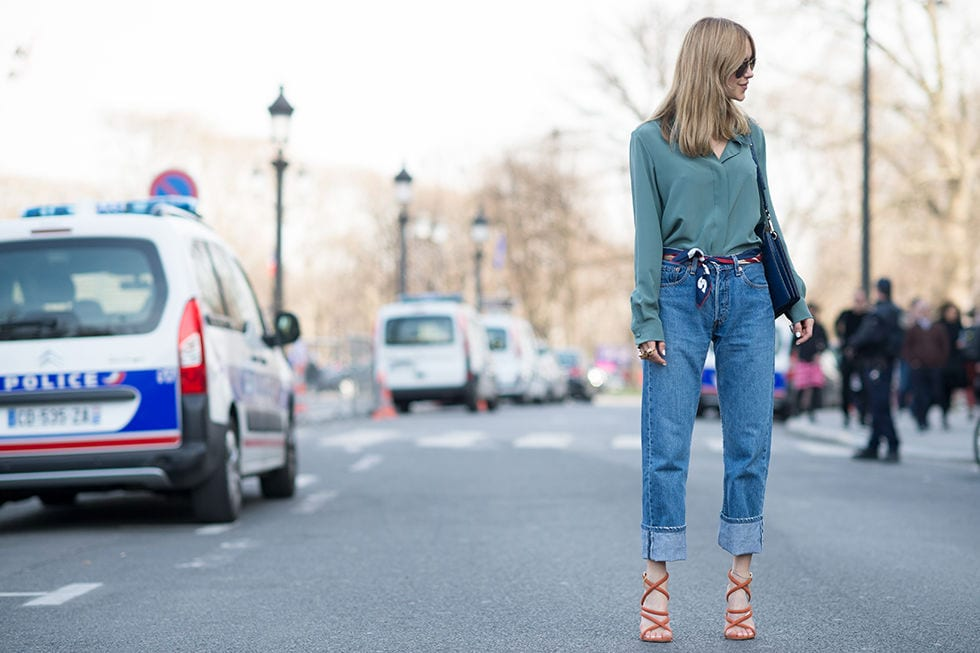 StyleAndMinimalism | Street Style | Paris Fashion Week | Pernille Teisbaek Photographed by Tyler Joe