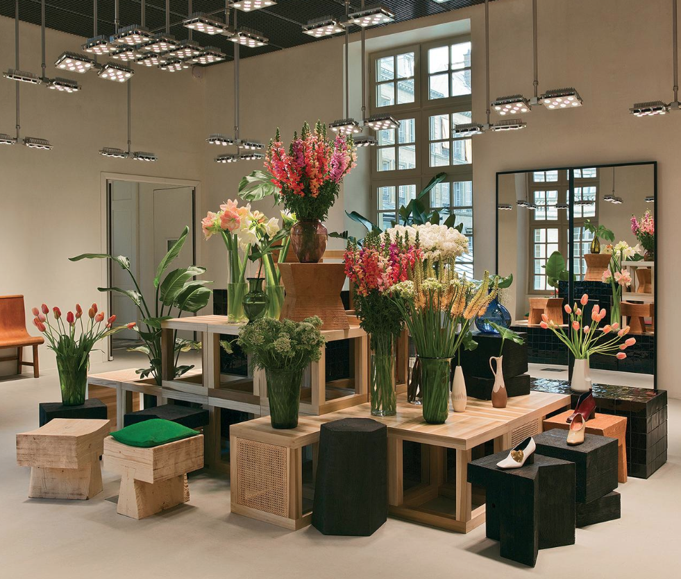 StyleAndMinimalism | Interiors | Céline showroom