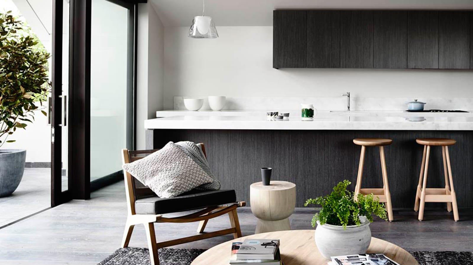 StyleAndMinimalism | Interiors | Bayside Residence by Robert Mills Architects & Interior Designers