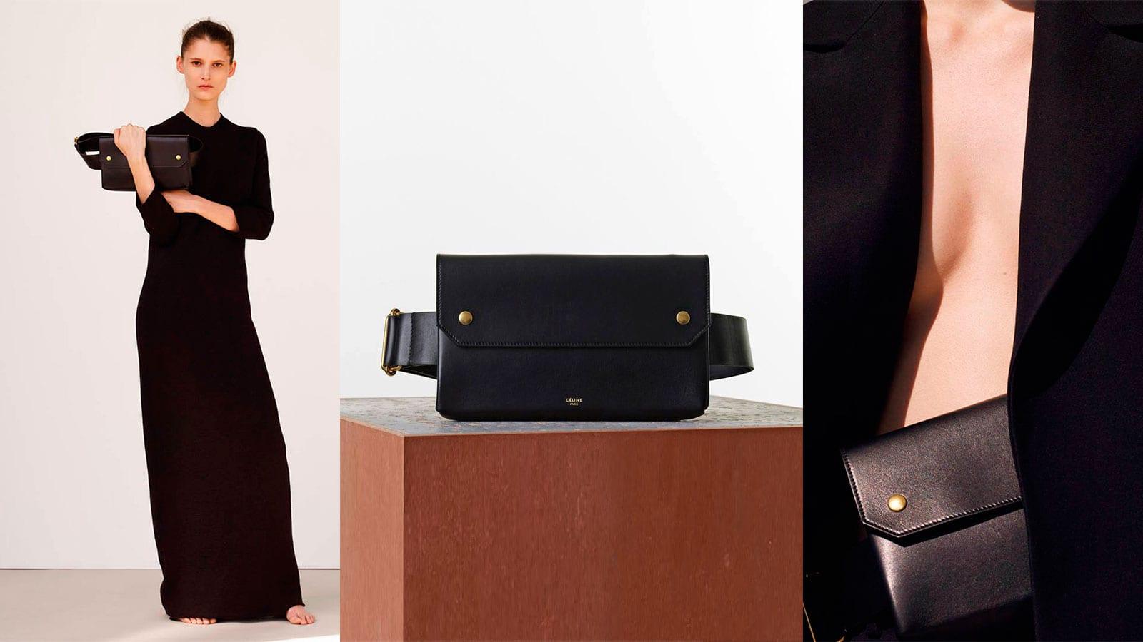 StyleAndMinimalism | Campaign | Céline | Bum Bag