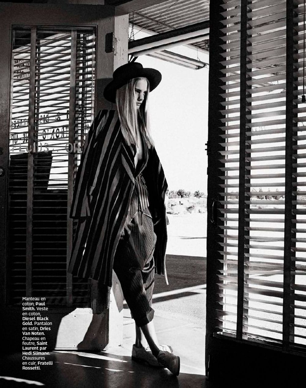 StyleAndMinimalism | Editorials | 2015 | Grazia France | Marloes Horst