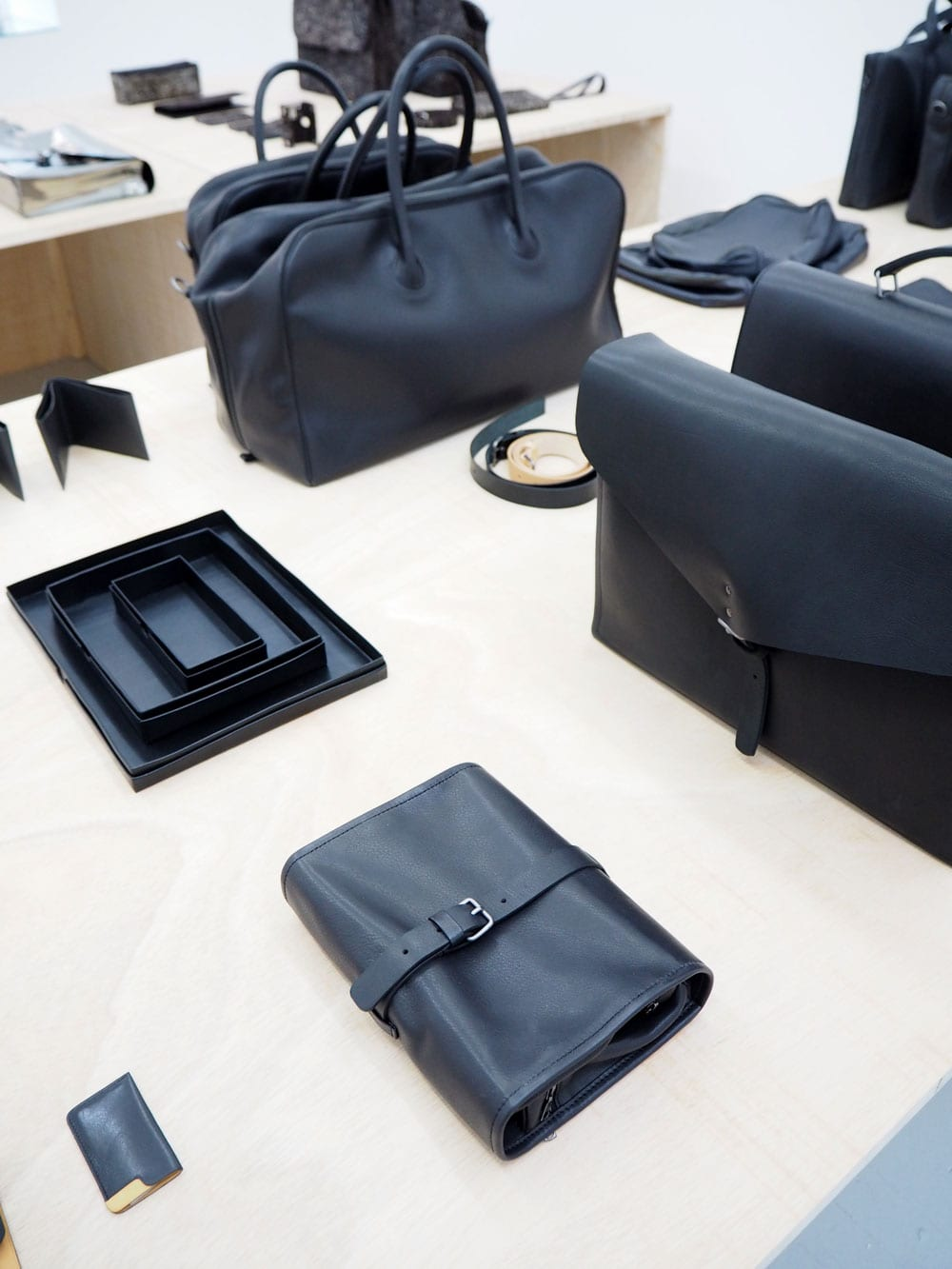 StyleAndMinimalism   Meet   Isaac Reina   Parisian Bag Designer