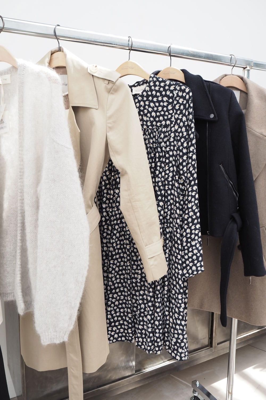 StyleAndMinimalism | Diary | American Vintage Showroom | Capsule Wardrobe