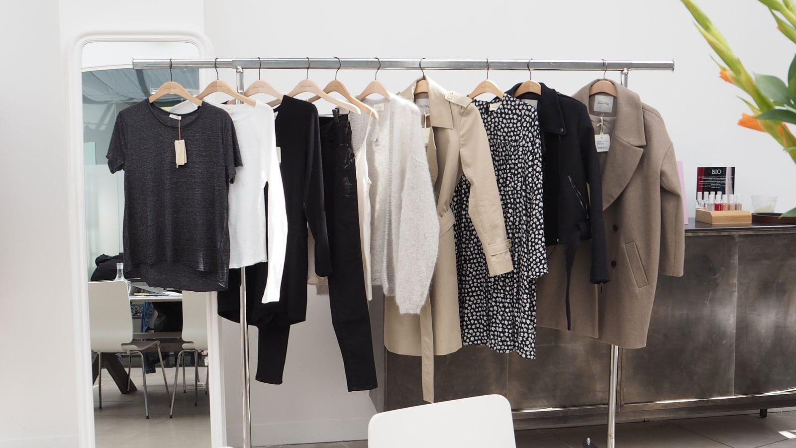 Capsule Wardrobe Diary Style Minimalism