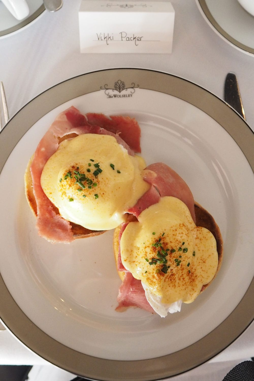 StyleAndMinimalism | Diary | Custommade AW15 Breakfast at The Wolseley