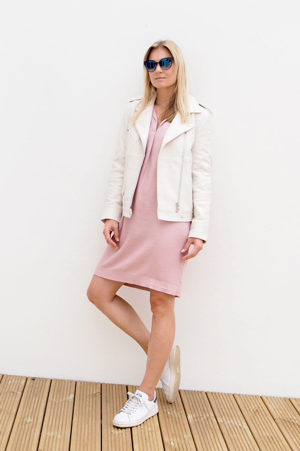 Dusty Pink Second Female Dress - It&39s Personal - Style&ampMinimalism