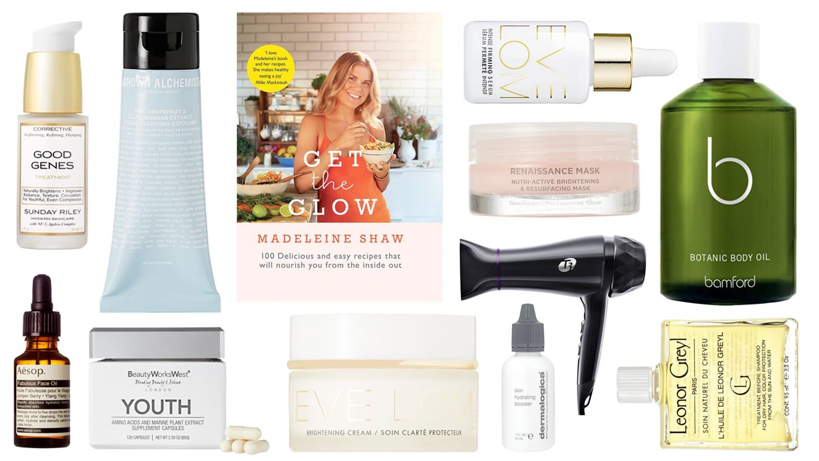 StyleAndMinimalism | Health & Beauty | Shopping List | Get The Glow
