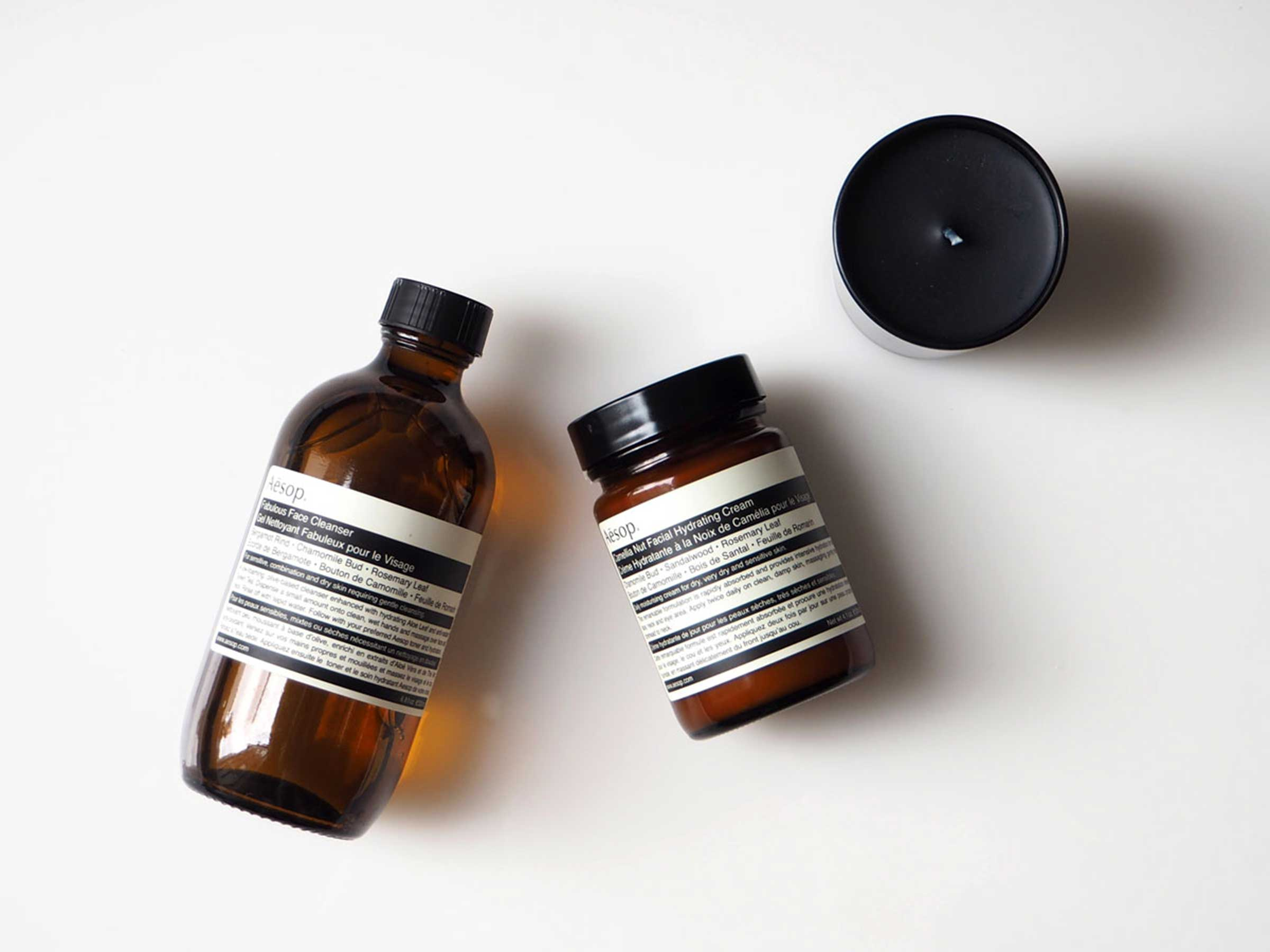 StyleAndMinimalism | Beauty | Aesop Daily Essentials