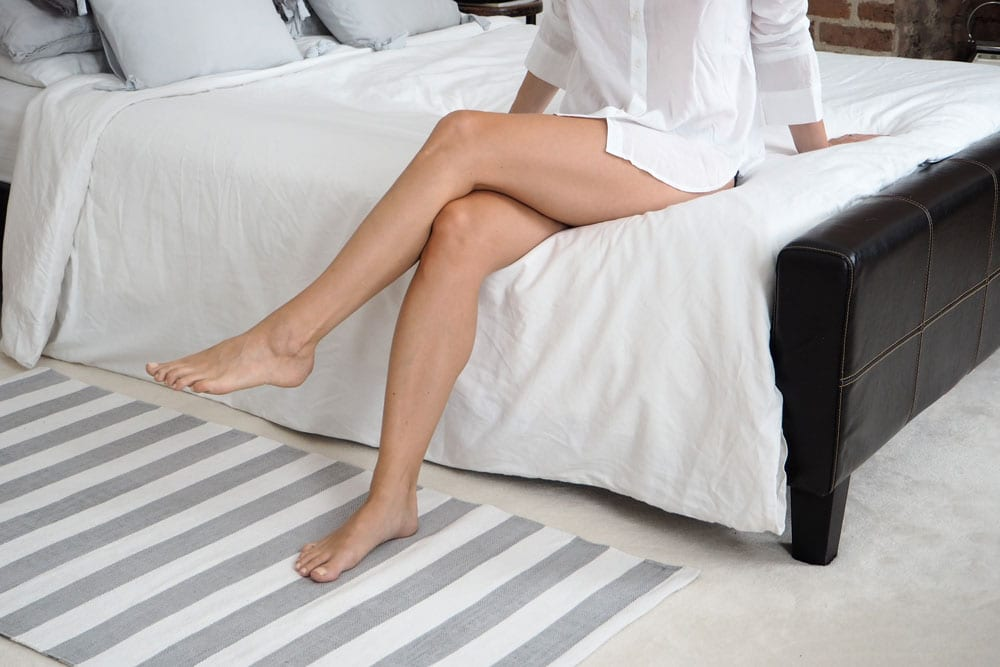 StyleAndMinimalism | Beauty | Golden Summer Legs